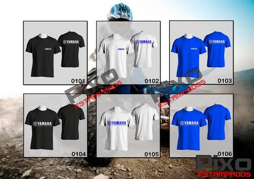 Remeras Estampadas Motocross Honda Yamaha Fox +calco Gratis