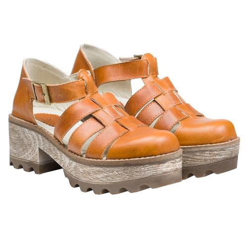 Sandalias Franciscana Zapatos Mujer Almacen De Cueros