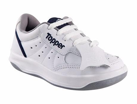 Topper X Forcer Kids 25 Al 34 -cuero- Colegial