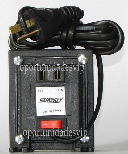 Transformador de voltaje de 220 a 110 volts potencia 100 w - Transformador 220 a 110 ...