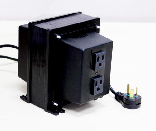 Transformador trafo 220 110 500 watts oferta web electro - Transformador 220 a 110 ...