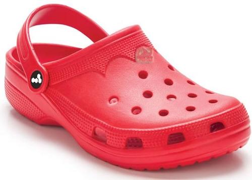 De Zapatos Goma Ojotas Sandalias Mujer Hombre Zuecos Suecos pUzMVqLSG
